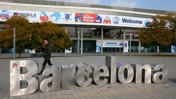 The Catalan capital hosts the largest annual mobile show