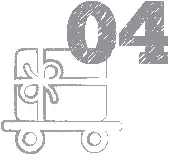 loja e logística de incentivos