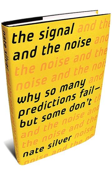 La señal y el ruido, de Nate Silver.